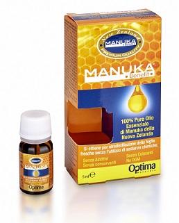 Optima Naturals Manuka Benefit Olio Essenziale Di Manuka 5 Ml