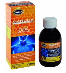 Optima Naturals Manuka Benefit Tuss Soluzione 140 Ml