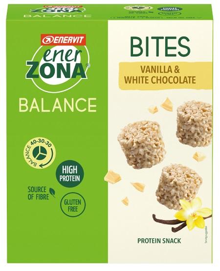 Enervit Enerzona Minirock 40 30 30 Astuccio 5 Minipack Vaniglia