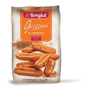 Biaglut Grissini Con Sesamo 150 G