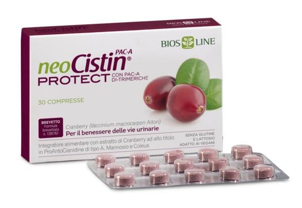 Bios Line Neocistin Pac A Protect 30 Compresse