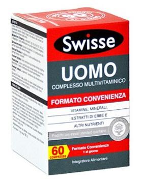 Procter & Gamble Swisse Multivit Uomo 60 Compresse
