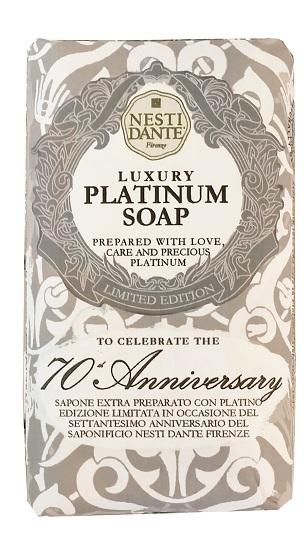 Nesti Dante 70 Anniversario Platinum Soap 250 G