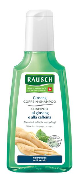 Rausch Ag Kreuzlingen Rausch Shampoo Ginseng Caffeina 200 Ml