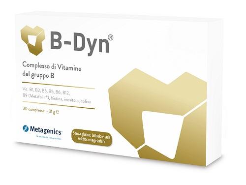 Metagenics Belgium Bvba B-dyn 30 Compresse
