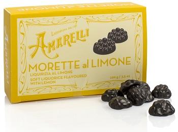 Amarelli Morette Al Limone 100 G