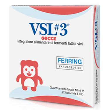 Actial Farmaceutica Vsl3 Gocce 10 Ml