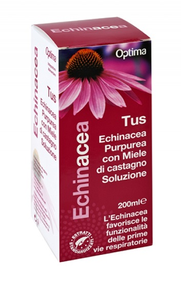 Optima Naturals Echinacea Tus Soluzione 200 Ml