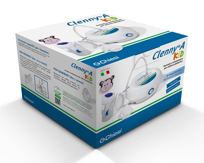Chiesi Farmaceutici Aerosol A Compressore Clenny A Kid