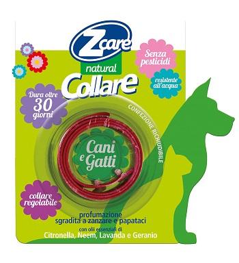 Ibsa Farmaceutici Italia Zcare Natural Collare Cani e Gatti