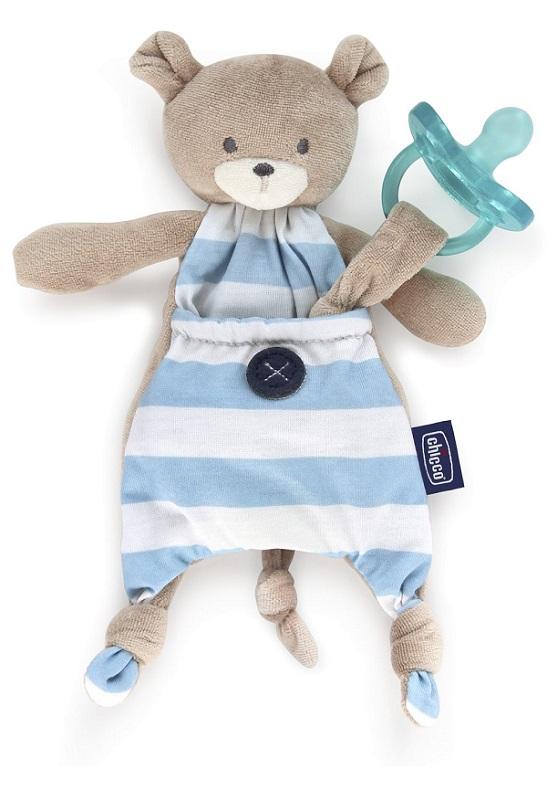 Chicco (artsana) Chicco Portasucchietto Pocket Azzurro
