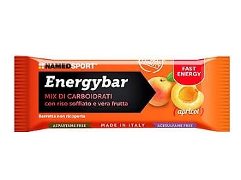 Named Sport Energybar Apricot Barretta 35 G