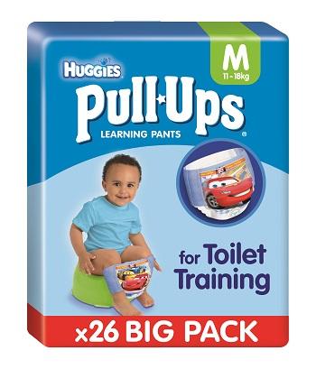 Kimberly Clark Italia Huggies Pull Ups Boy M 11 18 Kg Pacco Doppio 26 Pezzi