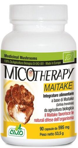 A.v.d. Reform Micotherapy Maitake 90 Capsule