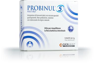 Ca.di.group Probinul 5 Neutro 12 Bustine