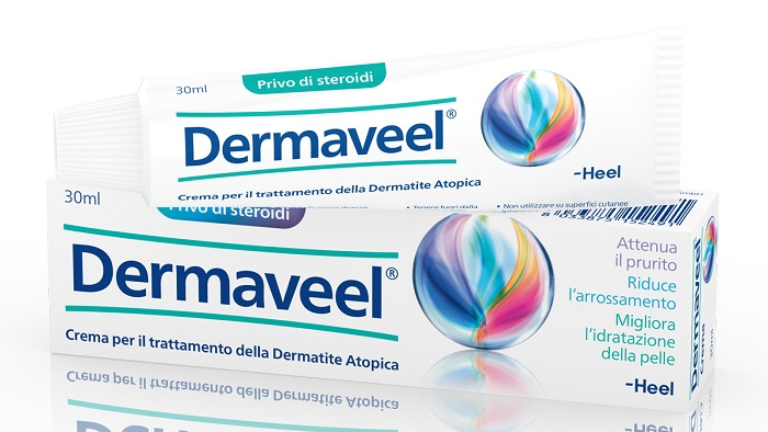 Guna Dermaveel Crema per Trattamento della DA  30 Ml
