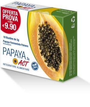 F&f Papaya Act 10 Bustine 3 G Ofp