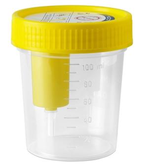 Angelini Contenitore Raccolta Urina Linea F 120 Ml