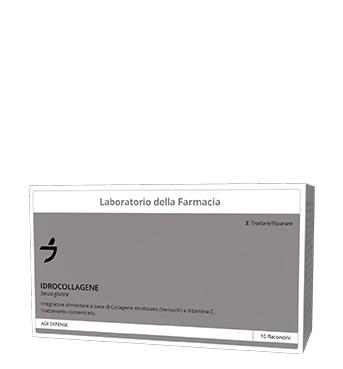 Laboratorio Della Farmacia Ldf Idrocollagene 10 Flaconcini