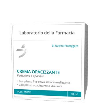 Laboratorio Della Farmacia Laboratorio Della Farmacia Crema Opacizzante 50 Ml