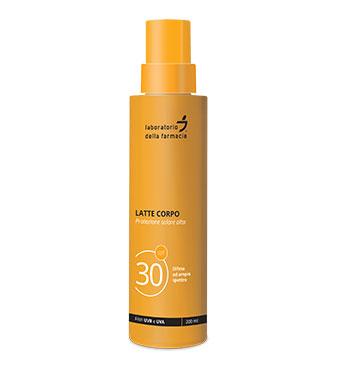 Laboratorio Della Farmacia LDF Spray Solare Spf 30 100 Ml (offerta in scheda)