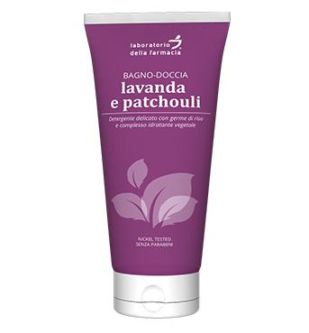 Laboratorio Della Farmacia Bagno Doccia Lavanda Patchouli 200 Ml