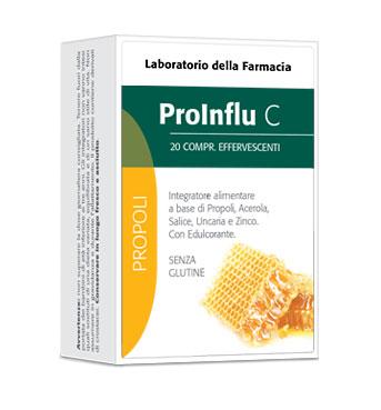 Laboratorio Della Farmacia Ldf Proinflu C 20 Compresse Effervescenti