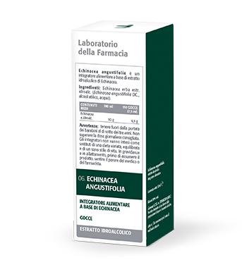 Laboratorio Della Farmacia Echinacea Estratto Idroalcolico 50 Ml Ldf