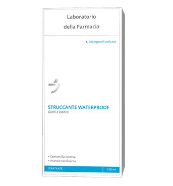 Laboratorio Della Farmacia Struccante Waterproof 100 Ml