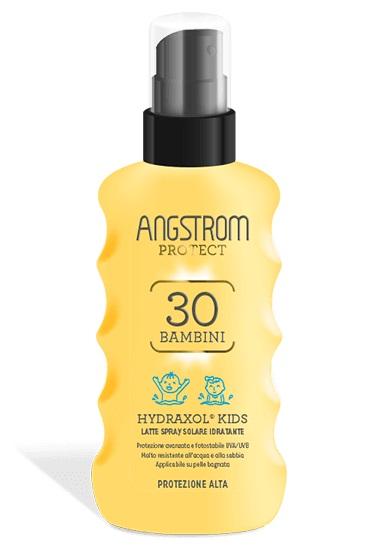 Angstrom Protect Hydraxol Kids Latte Spray Solare Protezione 30 175 Ml