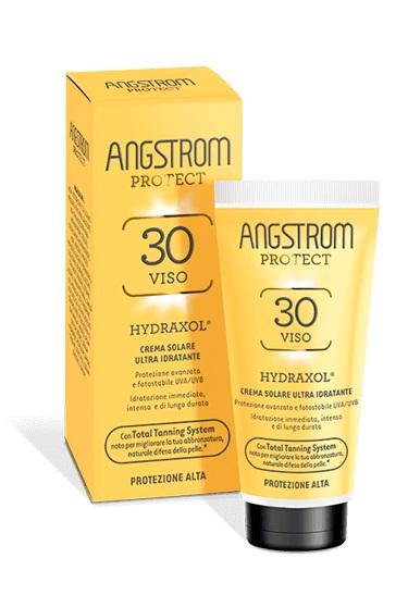 Chefaro Pharma Italia Angstrom Protect Hydraxol Crema Solare Protezione 30 50 Ml