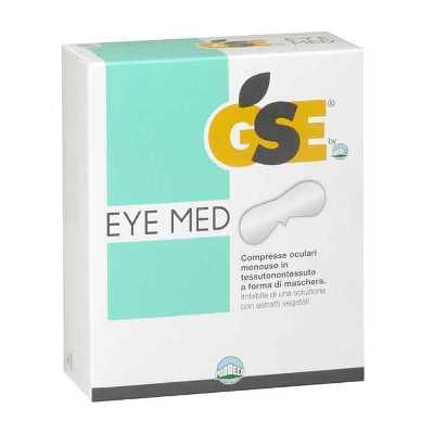 Prodeco Pharma Compresse Oculari Gse Eye Med 10 Pezzi