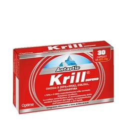 Optima Naturals Antartic Krill Superb 30 Capsule