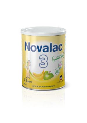 A.menarini Ind.farm.riun. Novalac 3 Banana/mela 800 G