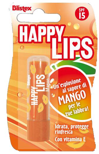 Consulteam Burrocacao Blistex Happy Lips Mango 3,7 G