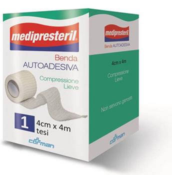 Corman Benda Adesiva Medipresteril 4x400cm