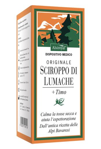 Dott.c.cagnola Sciroppo Lumache Originale 150 Ml