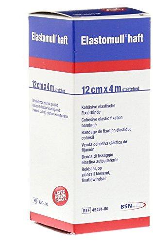 Benda Elastica Autoadesiva Elastomull Haft Compressione Forte 12x400 Cm