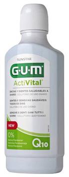 Sunstar Italiana Gum Activital Collutori0 500 Ml R Rinse 120 Ml