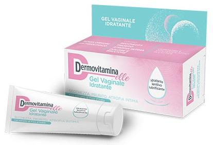 Dermovitamina Elle Gel Vaginale Idratante 40 Ml