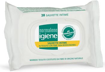 Montefarmaco Otc Normalene Igiene Salviette Intime 20 Pezzi