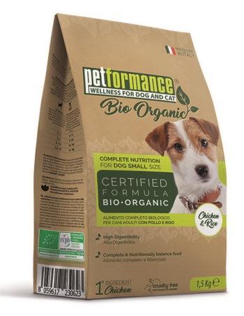 Liquid Wellness Company Petformance Bio Crocchette Pollo E Riso Cane 1 5 Kg