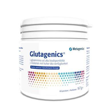 Metagenics Glutagenics 167 G Integratore per il Benessere Intestinale
