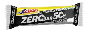 Proaction Zero Bar 50% Fior Di Latte 60 G Scad. 31/07/19