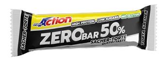 Proaction Zero Bar 50% Torta Sacher 60 G Scad.  31/07/19