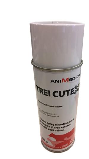 Trei Cutex Polvere Spray 400 Ml