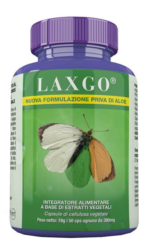 Biosalus Di Vatrella A. Sas Laxgo 50 Capsule