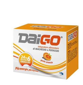 Ibsa Farmaceutici Italia Daigo Arancia 24 + 6 Bustine Omaggio 240 G