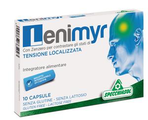 Specchiasol Lenimyr 10 Capsule