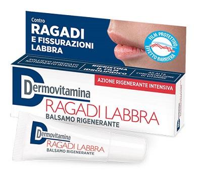 Dermovitamina Ragadi Labbra 8 Ml
